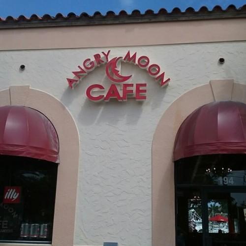Angry Moon Cafe - Palm Beach Gardens