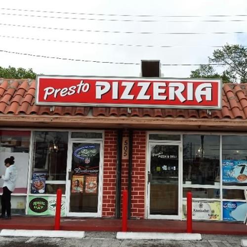 Presto Pizzeria