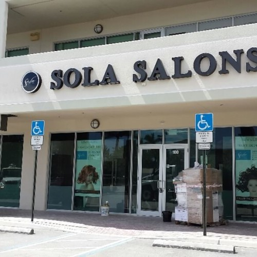 Sola Salons Wellington