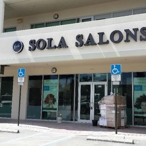 Sola Salons Wellington